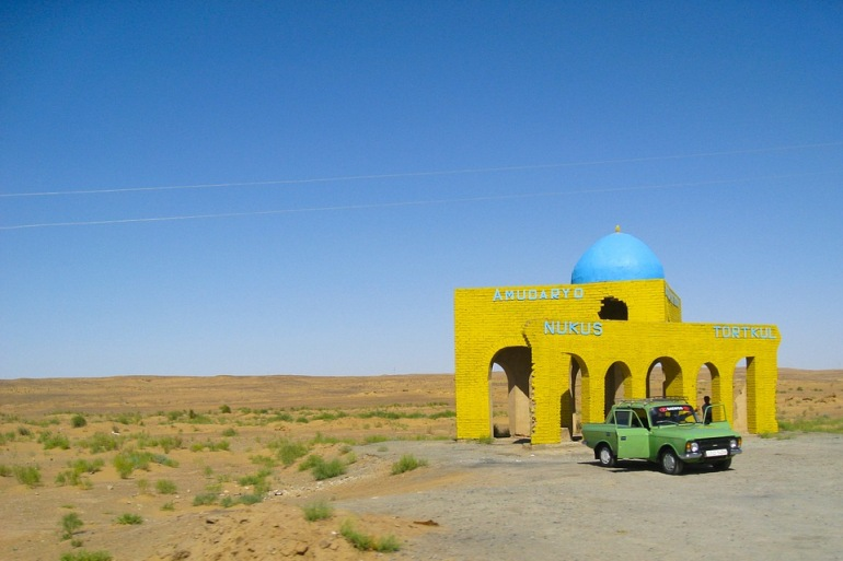 Bukhara Samarkand NEW The Stans of Central Asia: Turkmenistan & Uzbekistan Trip