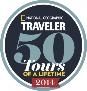 National Geographic Top Tours of 2014
