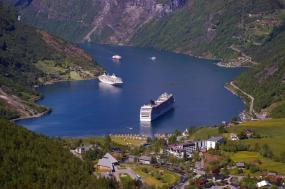 Vintage era voyages along the Norwegian coast tour