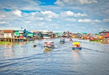 Tonle Sap Attractions