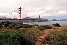 Golden Gate Bridge Attractions