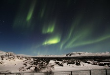 Iceland Northern Lights Attractions
