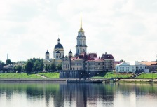 Russian Cruise Rivers Attractions