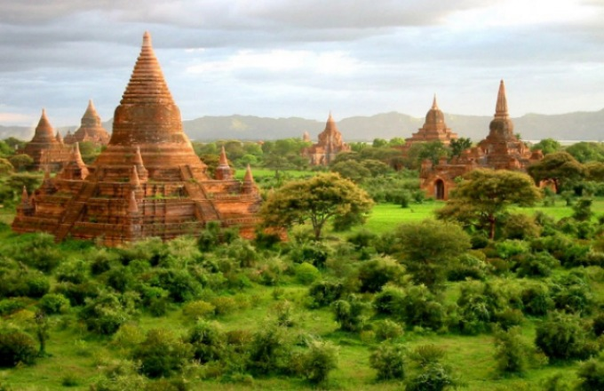 Golden Treasures of Myanmar tour