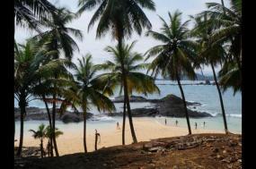 Sao Tome with Kathleen Becker tour