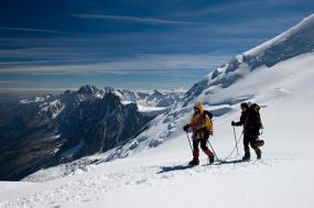 Mont Blanc Ascent