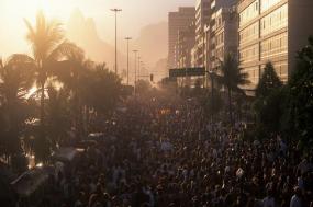 Rio de Janeiro Carnival Hostel Experience tour