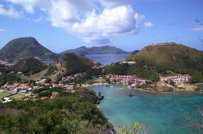 Self-Guided walking in the French Caribbean tour