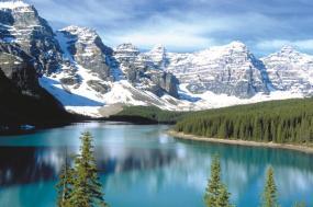 Majesty of the Rockies with Stampede GoldLeaf (Summer 2018)