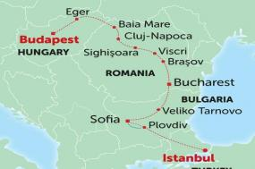 Transylvania Tale tour