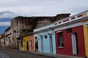 Colors of Guatemala with Copan