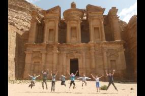 Spice Trails Of Petra tour