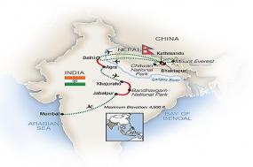Northern India & Nepal 2018