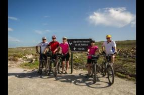 Cycle The Cape tour