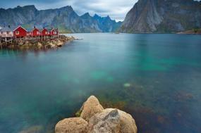Arctic Circle & Fjords by Rail tour