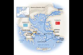 Treasures of the Aegean – Southbound tour