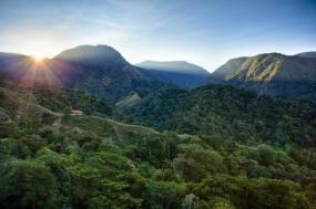 Mount Totumas Cloud Forest tour