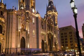 Lima Fly & Stay Independent Adventure tour