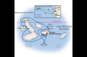 Galapagos: Wildlife Wonderland Holiday Departure tour