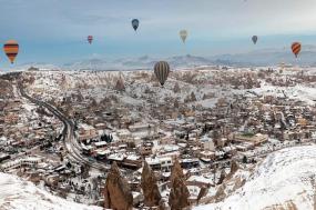 Absolute Turkey: Winter tour