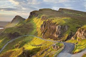 Britain and Ireland Panorama Summer 2018