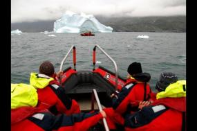 West and Southern Greenland to Iceland - M/S Fram tour