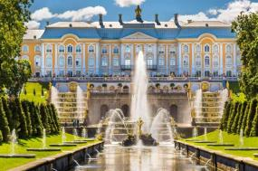 Wonders of St Petersburg and Moscow Summer 2018