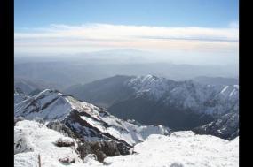 Winter Toubkal tour