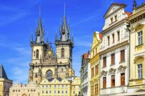 11-Day Western, Central and Eastern Europe Tour**Paris to Frankfurt w/ Airport Shuttle Service** tour