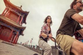 Cycle China tour