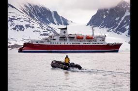 Antarctic Circle - Expedition tour
