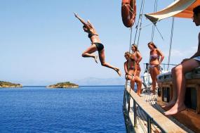 Turkish Sailing (Start Bodrum, end Bodrum) tour