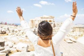 7 Day Greek Island Cruise plus Spotlight on Greece (Standard inside cabin without porthole, start Athens, end Athens)
