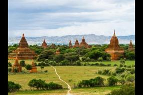 Cycle Burma tour