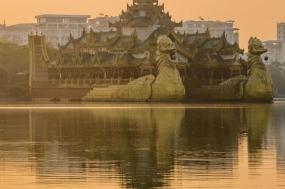 Spiritual Burma Summer 2018