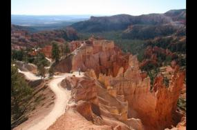 Walking the Western US National Parks tour