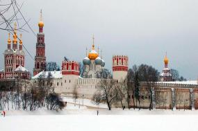 Russia Highlights - New Year tour