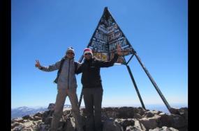 Toubkal Climb tour