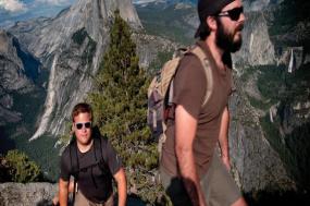 Yosemite Active Adventure tour