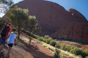 Explore Australia tour