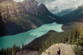 Canadian Rockies Trail tour