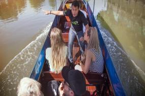 Thailand and Laos Adventure tour