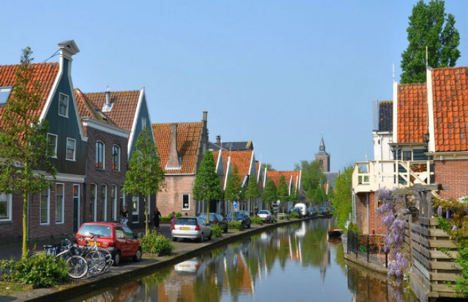 Holland & Belgium Family Biking tour