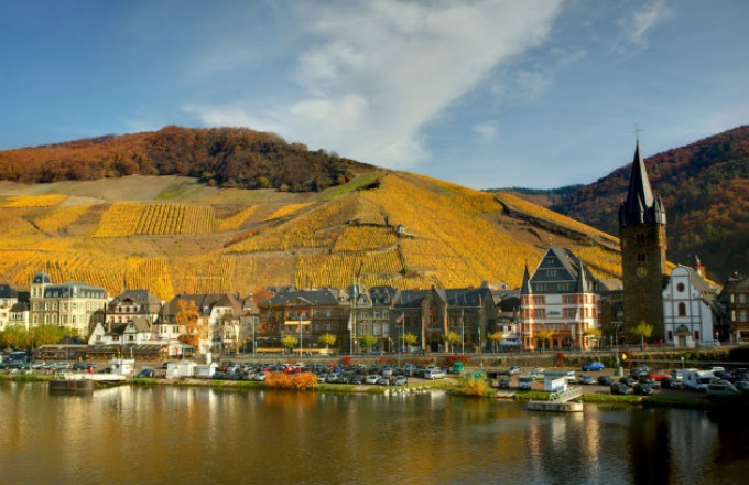 Romance of the Rhine and Mosel  tour