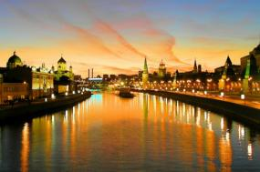 Russian Waterways tour