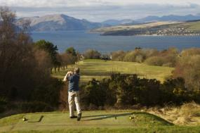 Scotland Golfing Private tour
