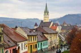 Transylvania Traverse  tour