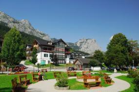 Czech Republic & Austria Walking & Hiking Tour tour