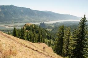 British Columbia Hiking – Lodge Based tour