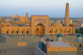 Samarkand & Silk Road Cities - With Khiva, Bukhara, Tashkent & Shakhrisabz tour